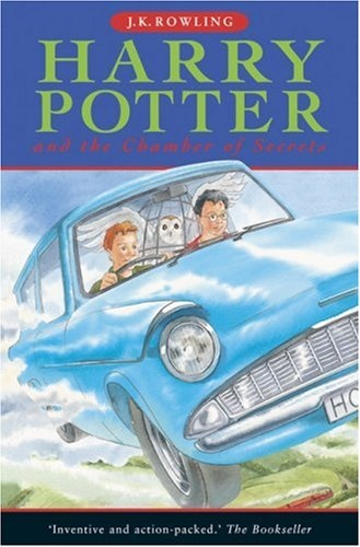Harry Potter and the Chamber of Secrets by J.K. Rowling, ISBN: 9781551923703