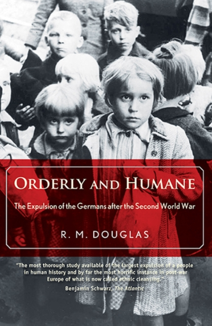 Orderly and Humane by R. M. Douglas, ISBN: 9780300198201
