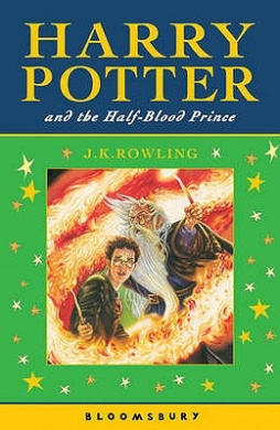 Harry Potter and the Half-Blood Prince celebratory edition by J.K. Rowling, ISBN: 9780747598466