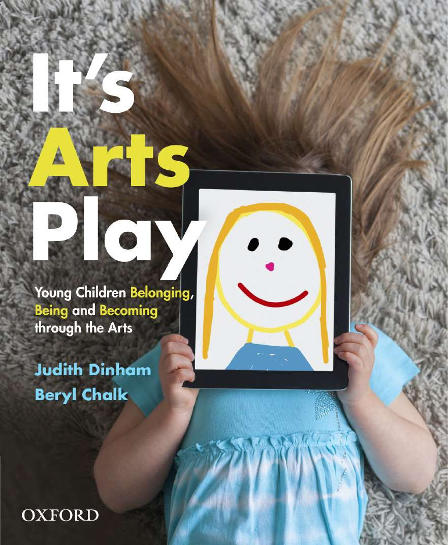 It's Arts PlayBelonging, Being and Becoming in the Early Years