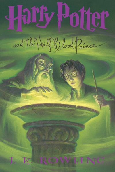 Harry Potter and the Half-Blood Prince: 6