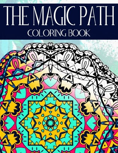 Booko Comparing Prices For The Magic Path Coloring Book Relaxation