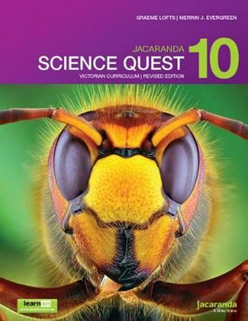 Jacaranda Science Quest 10 for Victoria Australian Curriculum 1E (Revised) LearnON & Print