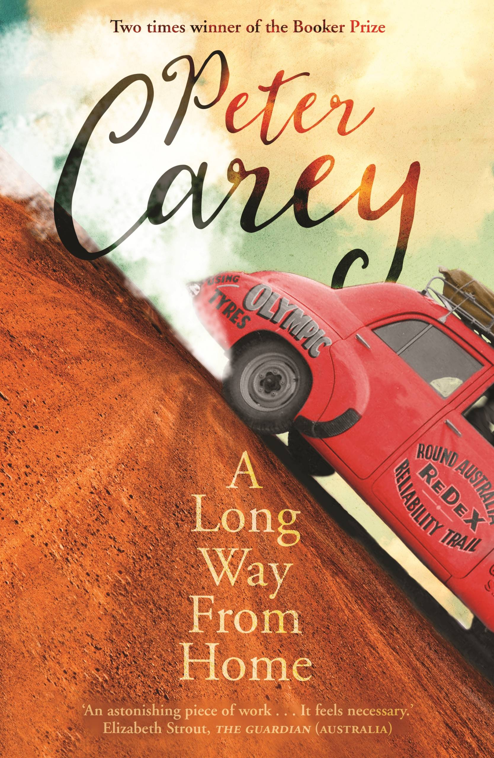 Long Way from Home, A by Peter Carey, ISBN: 9780143790389