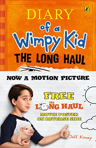Long HaulDiary of a Wimpy Kid Tie-in The