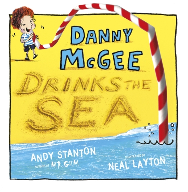 Danny McGee Drinks the Sea