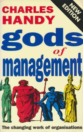 gods of management How can the answer be improved.