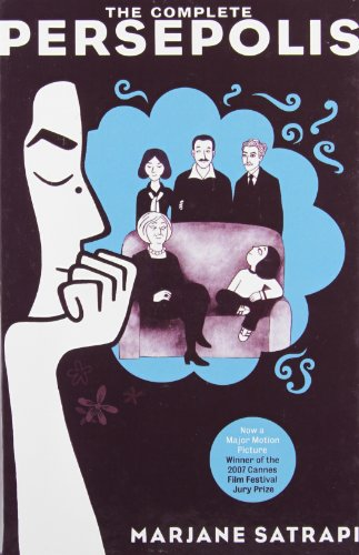 The Complete Persepolis by Marjane Satrapi, ISBN: 9781435276253