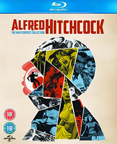 Alfred Hitchcock: The Masterpiece Collection Limited Edition (Import, Region FREE)