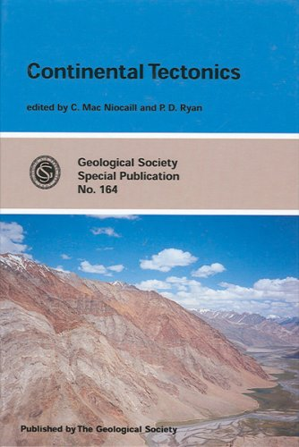 Continental Tectonics (Geological Society Special Publication)