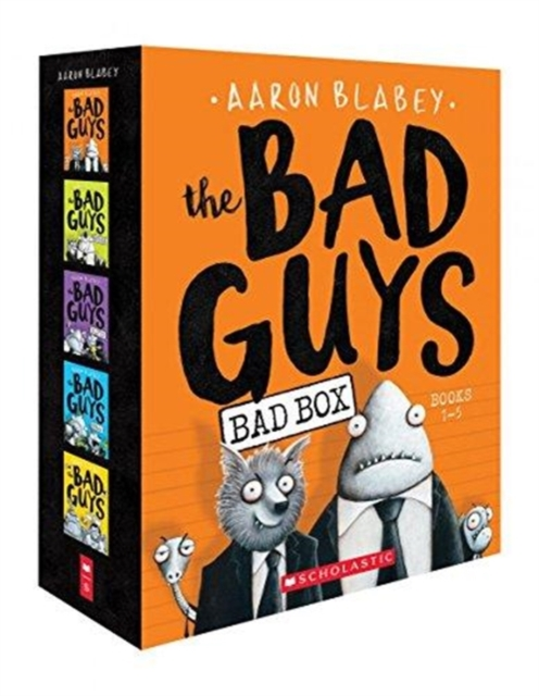 The Bad Guys Box SetBooks 1-5