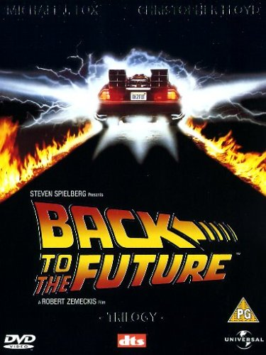 Back To The Future Trilogy [DVD] [1985] by Unknown, ISBN: 3259190302792