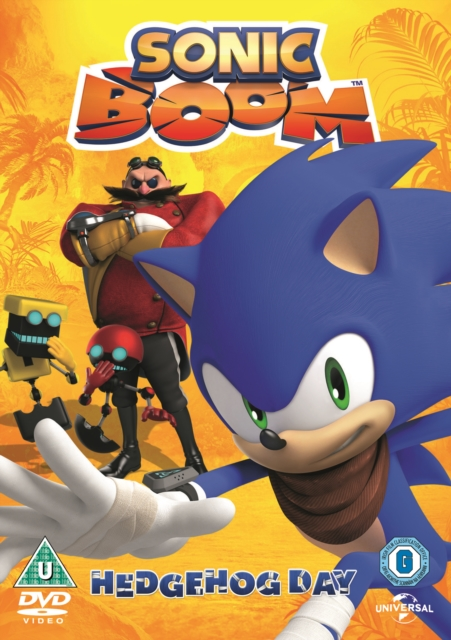 Sonic Boom: Volume 2 - Hedgehog Day [DVD] by Universal Pictures, ISBN: 5053083073039