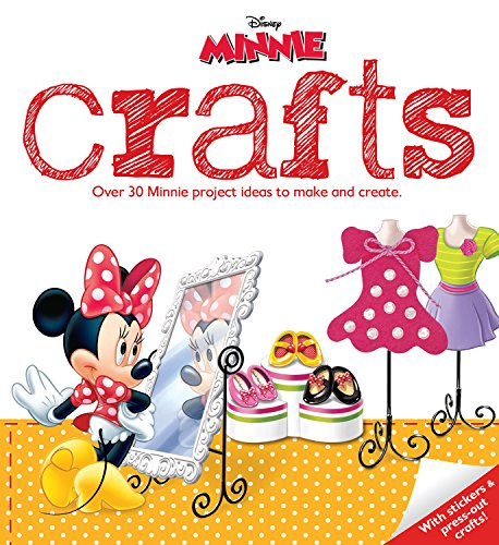 Disney Minnie Mouse Crafts