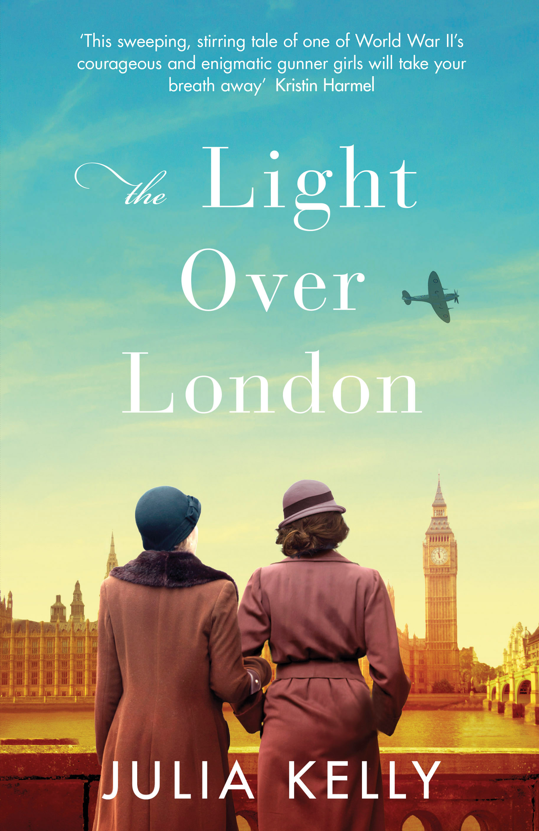 The Light Over London by Julia Kelly, ISBN: 9781409189367