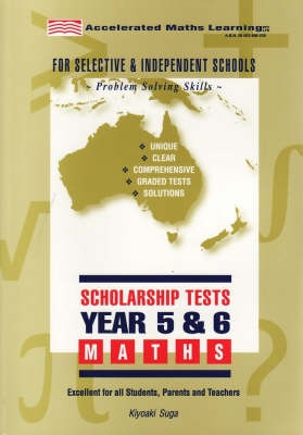 Scholarship Tests: Years 5 & 6