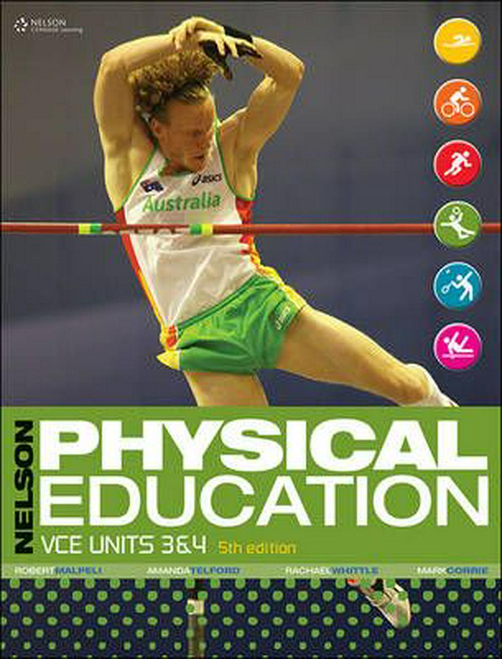 Nelson Physical Education VCE Units 3&4 Student Book Plus Access Card for 4 Years