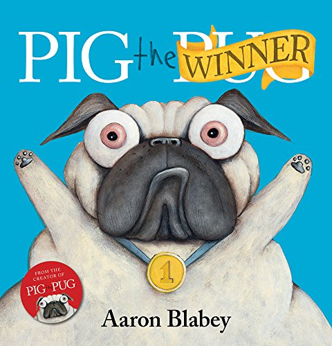 Pig the Winner Pb by Blabey  Aaron, ISBN: 9781407171012