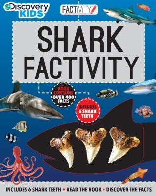 Discovery Kids Shark Factivity Kit by Parragon Books Ltd, ISBN: 9781474829885