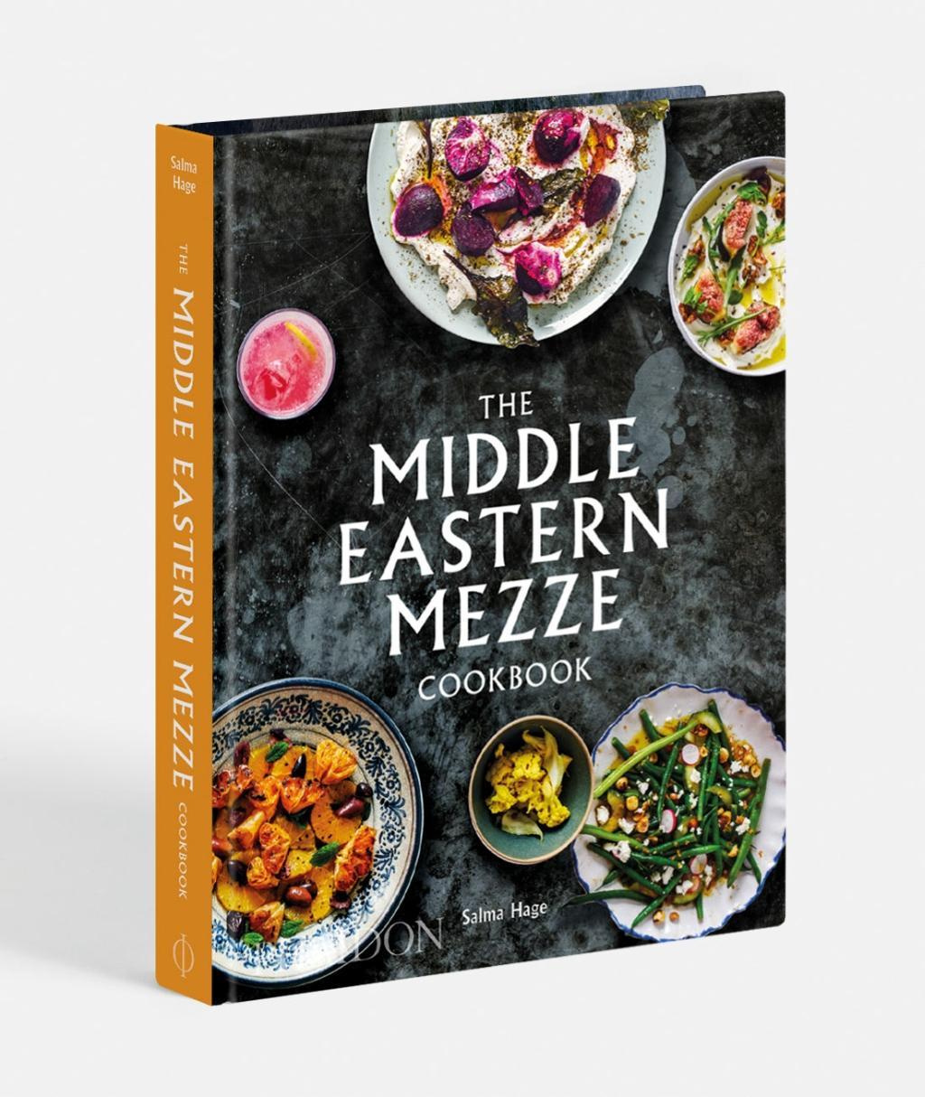 The Mezze CookbookSharing Plates from the Middle East
