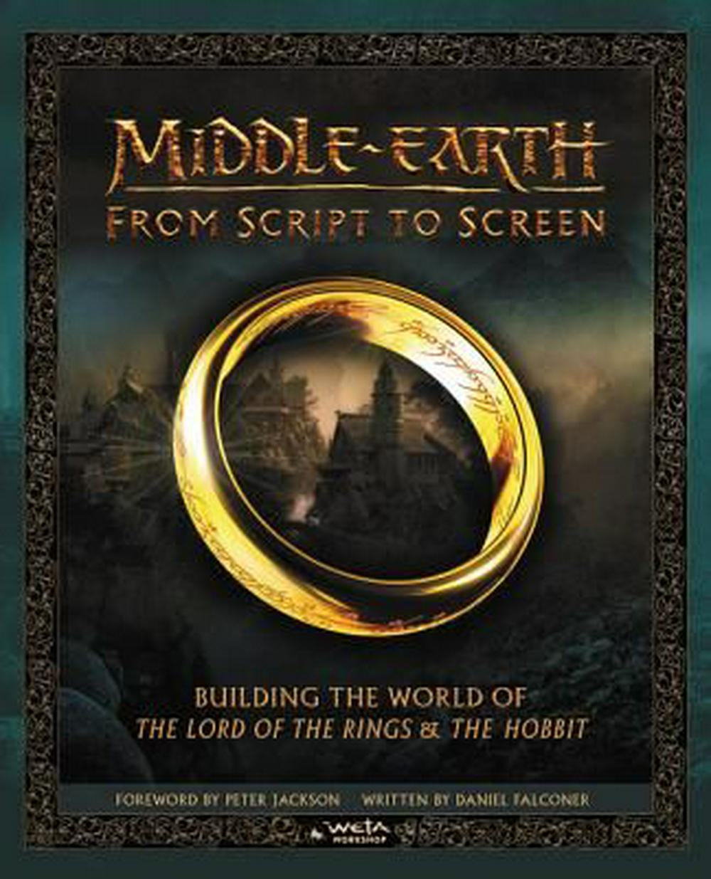Middle-earth from Script to Screen by Daniel Falconer, K. M. Rice, ISBN: 9780062486141