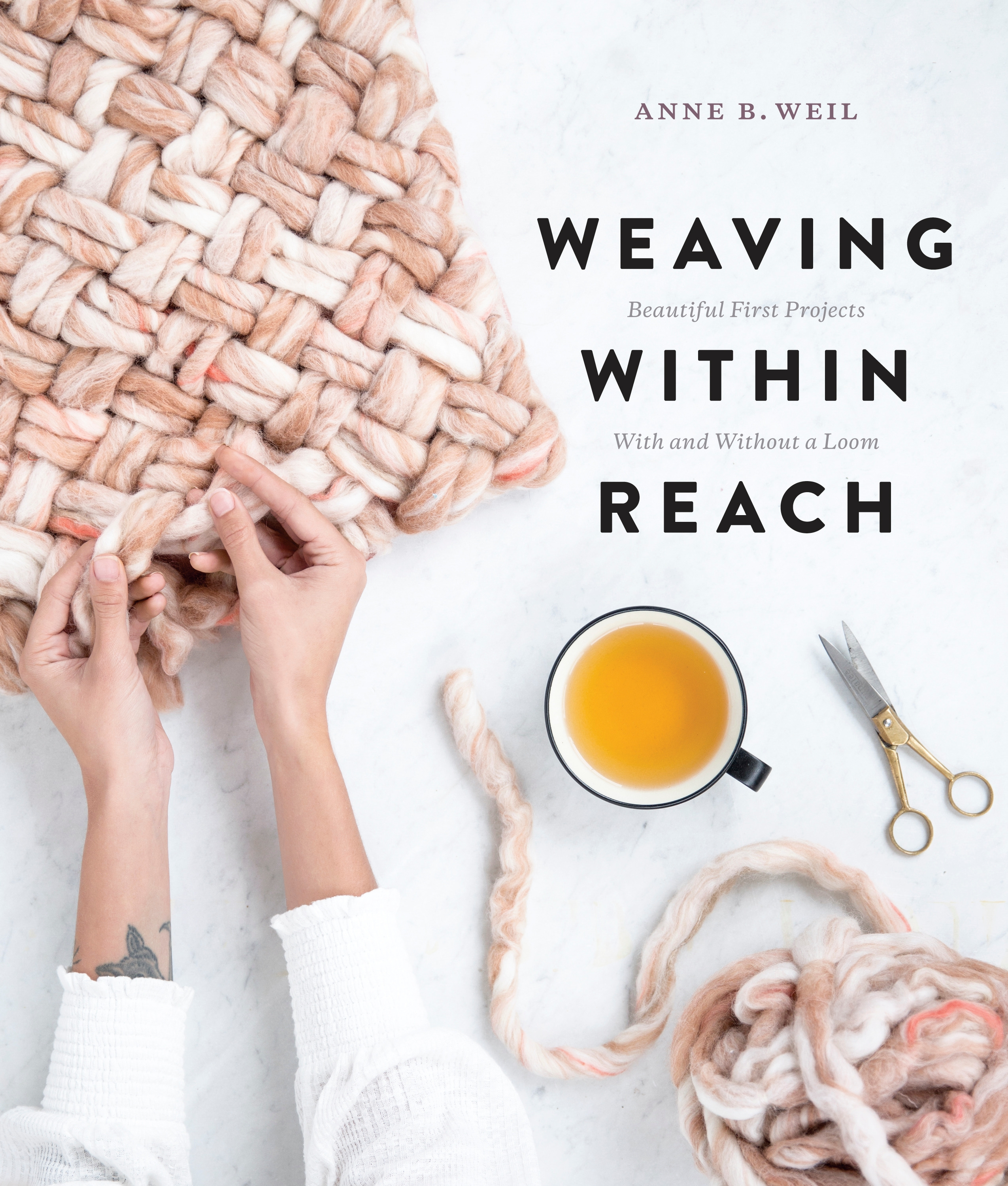 Weaving Within Reach by Anne Weil, ISBN: 9780451499219
