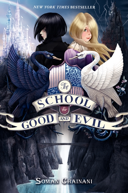 The School for Good and Evil by Soman Chainani, Iacopo Bruno, ISBN: 9780062104892