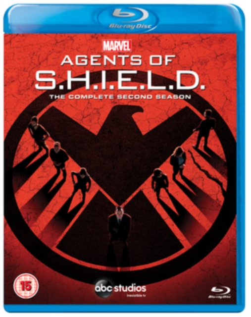 Marvel's Agents Of S.H.I.E.L.D. - Season 2 (Limited Edition Digipack) [Blu-ray] by Unknown, ISBN: 8717418469924