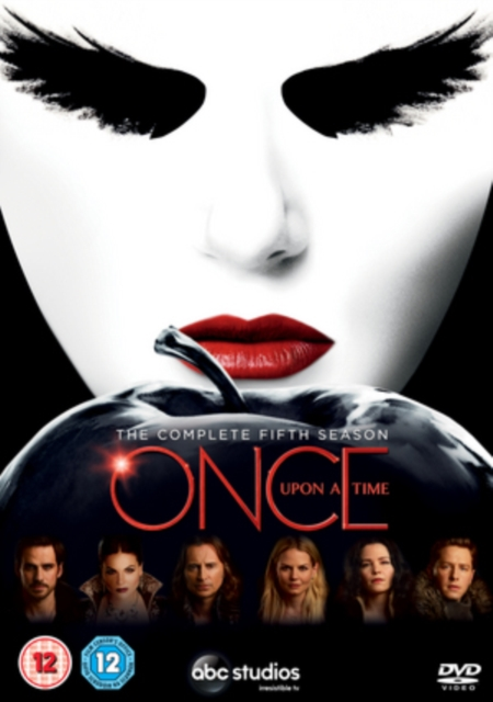 Once Upon A Time: The Complete Fifth Season [DVD]