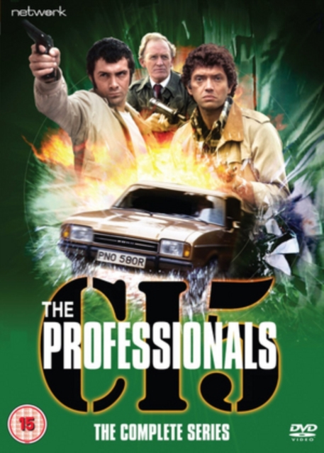 The Professionals:The Complete Series [DVD]