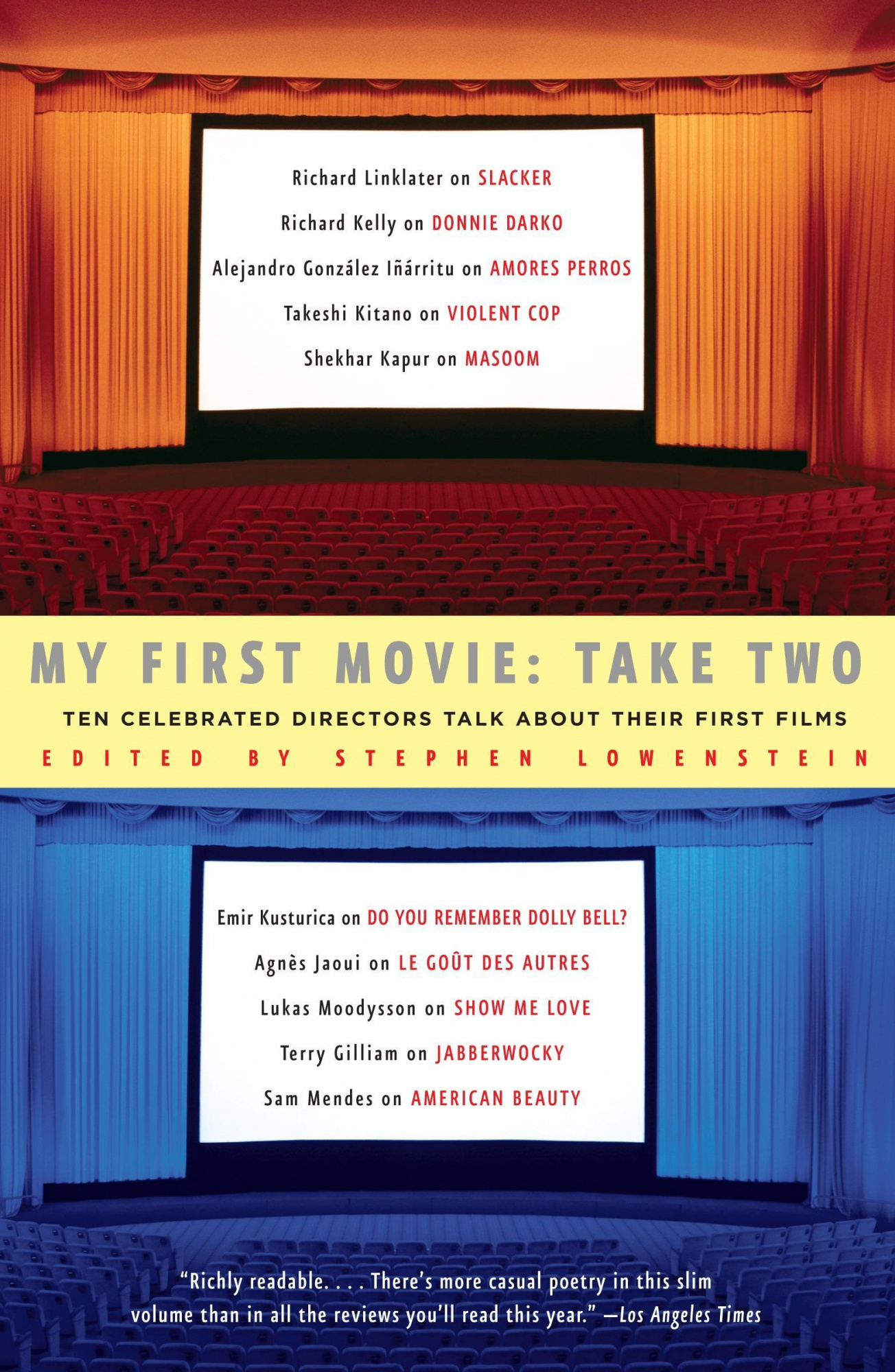 My First Movie, Take Two by Stephen Lowenstein, ISBN: 9781400079902
