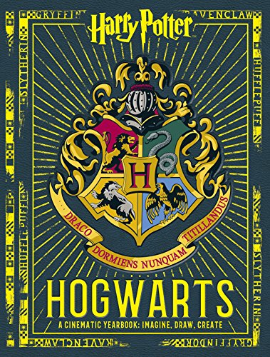 Harry Potter Hogwarts Yearbook by Scholastic, ISBN: 9781407173382