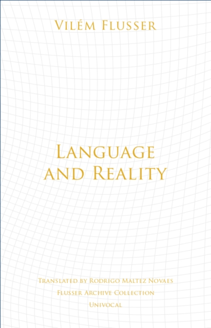 Language and RealityUnivocal