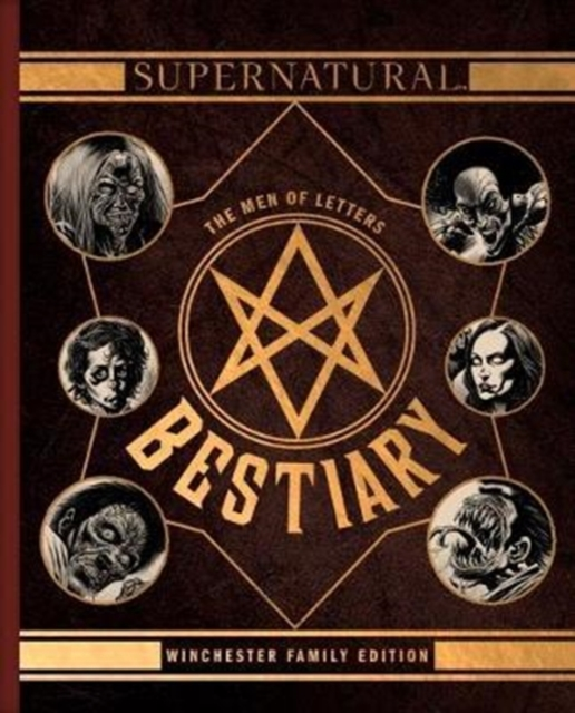 Supernatural - The Men of Letters Bestiary Winchester