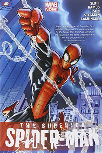 Superior Spider-Man: Oversized (Marvel Now) Volume 1