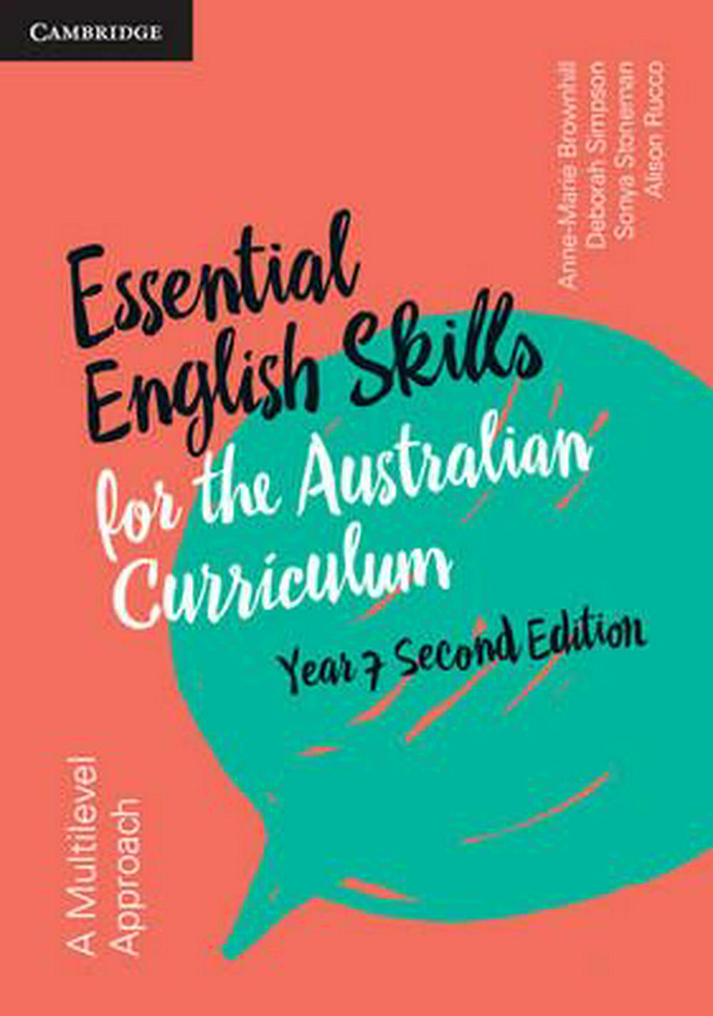 Essential English Skills for the Australian Curriculum Year 7A Multi-Level Approach
