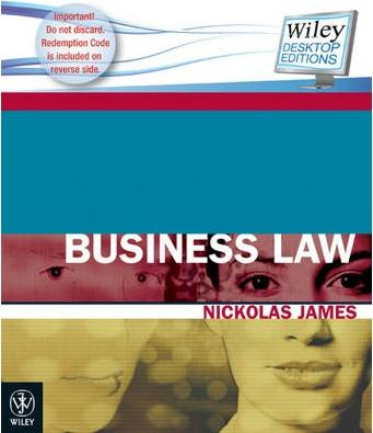 Booko search results for brother james business law ebook fandeluxe Choice Image