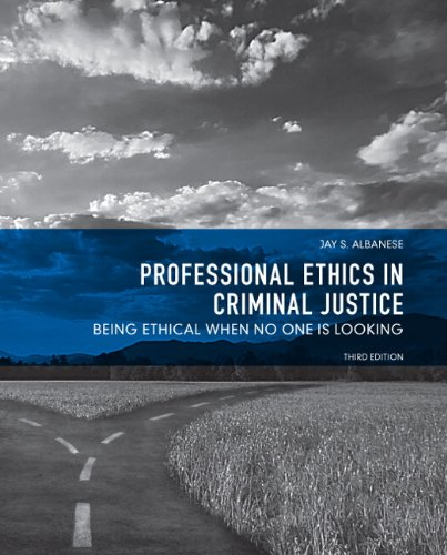ethics in criminal justice administration essay Ethics in criminal justice administration analysis write a 1,400- to 1,750-word paper in which you analyze the relationship between ethics and professional behavior in the administration of.