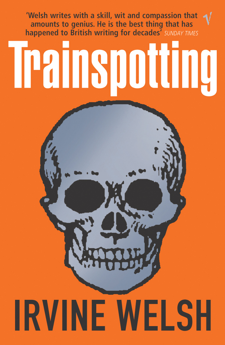 the themes of fear and social acceptance in the novel trainspotting by irvine welsh