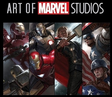 The Art of Marvel Movies by Marvel Comics, ISBN: 9780785153320