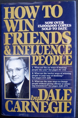 How to Win Friends and Influence People by Dale Carnegie, ISBN: 9780671425173