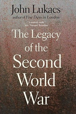 an analysis of john lukacs approach to the complexity of the second world war and the systematic inf After world war ii, the social sciences became fully recognized as legitimate disciplines, and the interest in psychological and social processes intensified communication studies developed considerably in the second half of the twentieth century because of pragmatic inter.