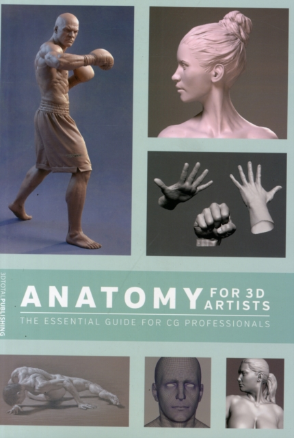Anatomy for 3D ArtistsThe Essential Guide for CG Professionals