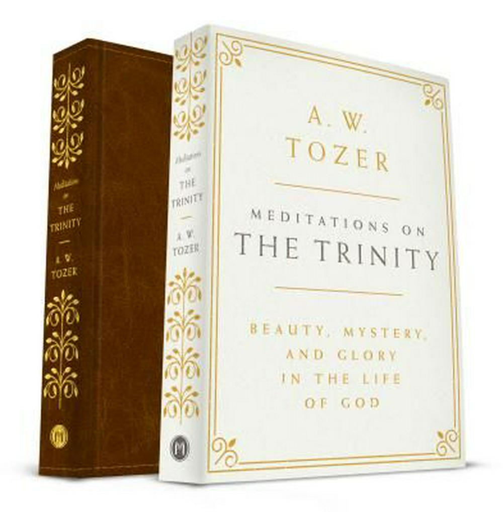 Meditations on the TrinityBeauty, Mystery, and Glory in the Life of God