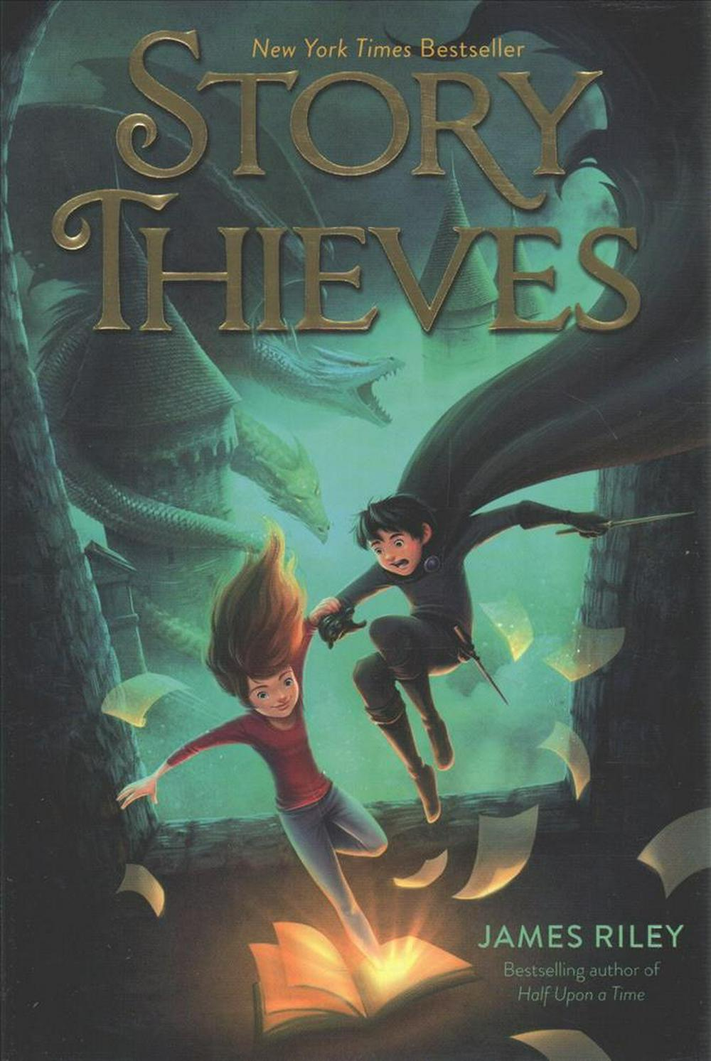 Story Thieves Complete CollectionStory Thieves; The Stolen Chapters; Secret Orig...