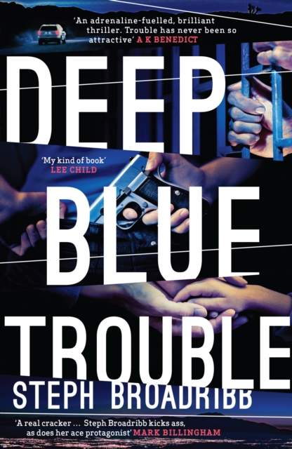 Deep Blue TroubleLori Anderson