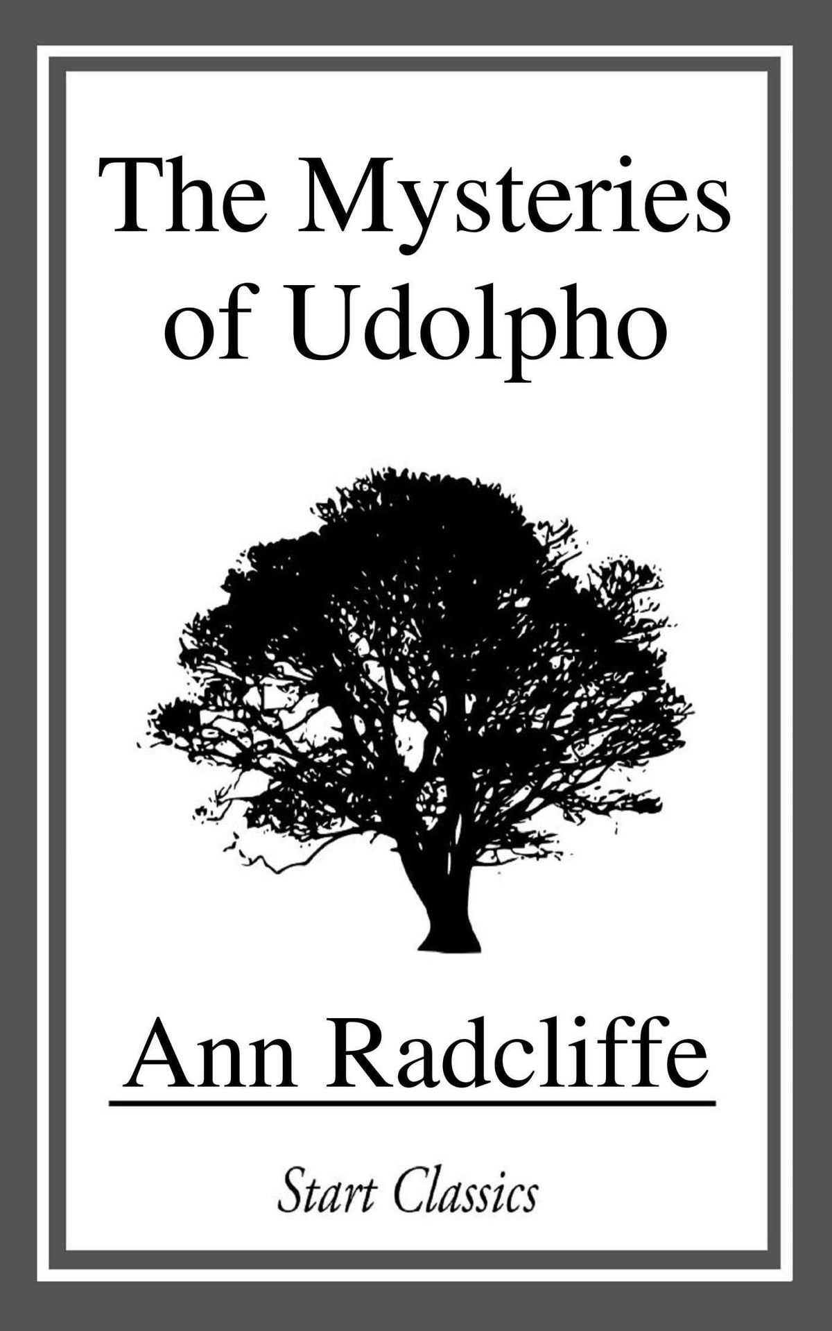 he mysteries of udolpho by ann he mysteries of udolpho by ann radcliffe is a gothic romance that presents supernatural phenomenon which is later explained by natural causes in the novel, emily.