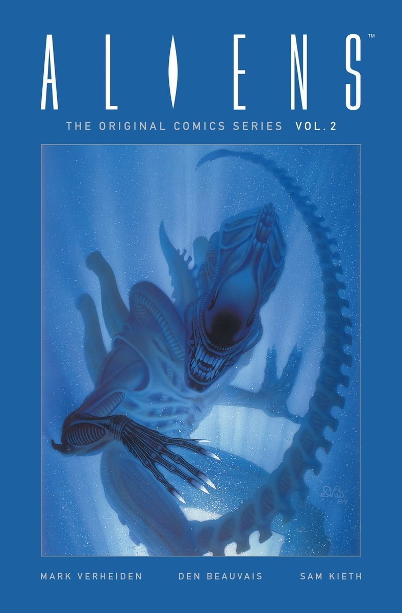 Aliens: The Original Comic Series Volume 2