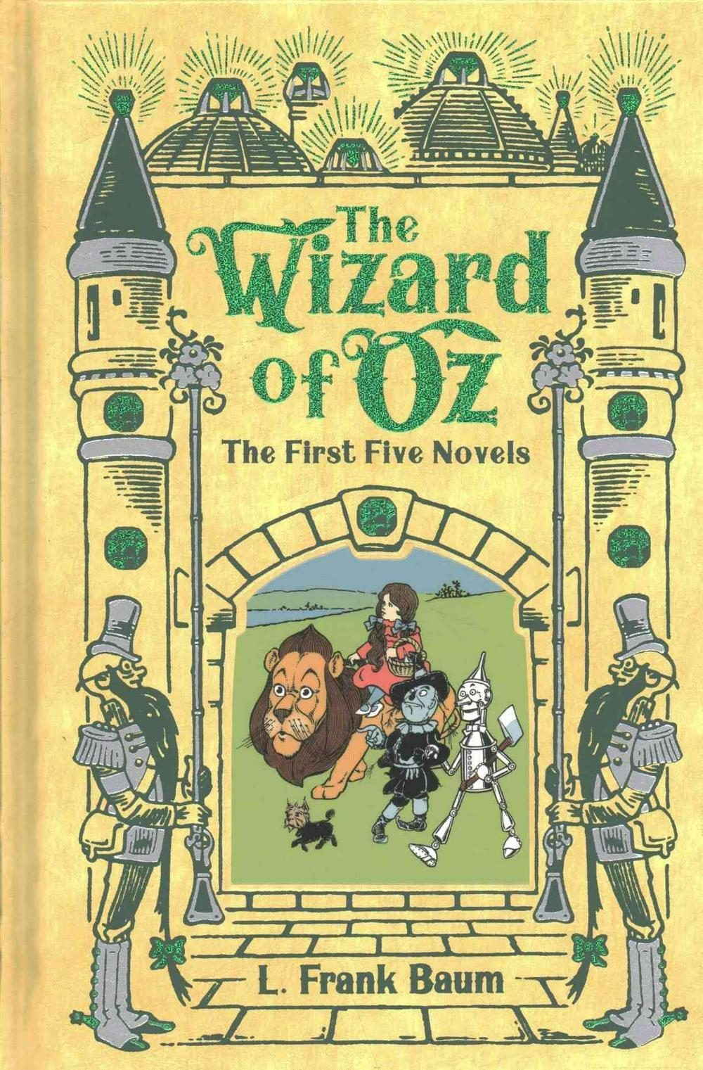 The Wizard of OzThe First Five Novels