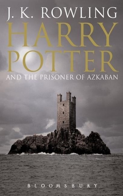 Harry Potter and the Prisoner of Azkaban A-format adult edition